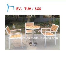 Открытый мебель обеденный ПС-цвета woood стул (CF1248)