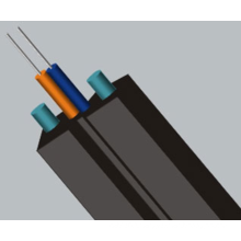 Indoor FTTH Non-Metallic Fiber Optic Cable