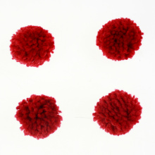 Craft accesorios pompom decoración