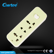 Universal portable multi plug electrical socket for Dubai FXD-V01