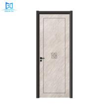GO-A110 single door friendly modern fashion interior wood doors for house