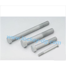 Big Size Steel Hex Bolt