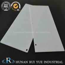 Isolamento térmico de temperatura alta Alumina cerâmica folha