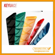 Non Slip Colorful Crossed Heat Shrink Tubing