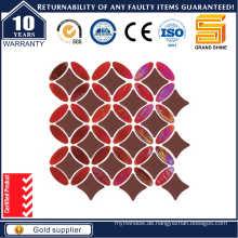 Marmor Wand Mosaik Fliesen / Mix Glas Mosaik Fliesen EL9537
