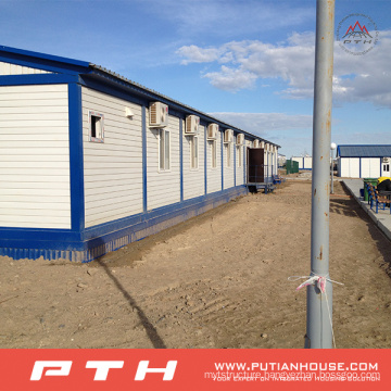 China Modern Prefab Container House as Modular Luxury Building