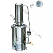 DZ-5LStainless acero destilador de agua / equipo de laboratorio