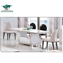 2020 Hot Sale China Home Furniture Manufacturer Marble Dining Table