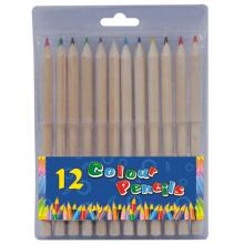 """7"""" Set de lápiz color madera de niños"""