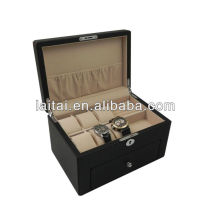2013 new wooden box for watches and jewelry 10W+8BX-2