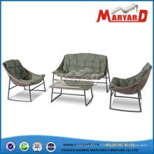 Ensemble de sofa de patio de meubles de salon