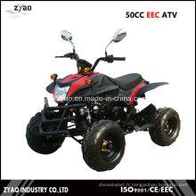 Quad ATV avec CEE 50cc pour enfants