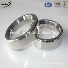 wenzhou weisike high quality metal bag hardware oval ring gasket