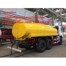 6000 Gallon Water Tank Truck  SINOTRUK HOWO