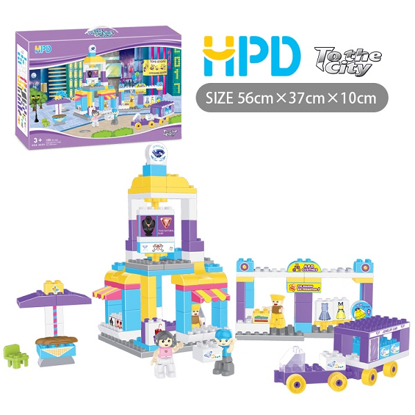 Large Building Blocks for Toddlers
