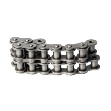 Short Pitch Precision Stainless Steel Hardware Roller Chains for Cotton Cloth Industry