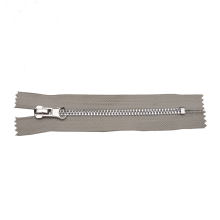 Heavy Duty Metal Closed end Zipper for Bag