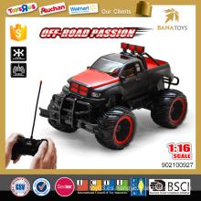 2016 rc coche del rc del 1:16 del juguete del coche popular para la venta