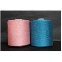 Fil de fil à coudre de polyester de haute qualité de DTY150d / 48f 100%