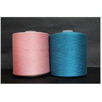 Fio 100% 100% da linha de costura do poliéster de alta qualidade DTY150d / 48f