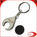 2014 Fashion Metal Trolley Coin Keychain
