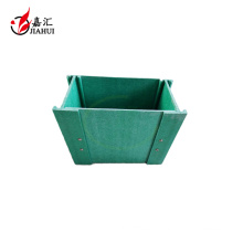 best quality construction huge size round frp tube