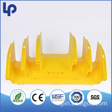 China OEM PVC or ABS wire cable tray extruder