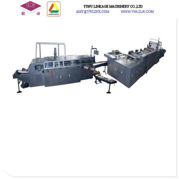 Machine à étiquettes adhésives adhésives à colle thermofusible