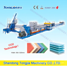 Heat Preservation and Insulation XPS Foamboard Production Line