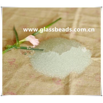 Marca de estrada Micro Beads Tiny Glass Marbles
