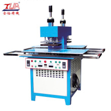 Factory directly sale for Label Embossing Equipment Hat trademark push silicone embossing embossing machine export to Spain Exporter