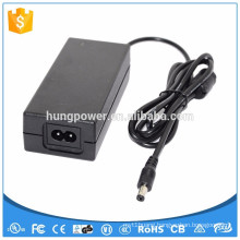 12V 5A CEC ERP DOE Level VI Energy Efficiency 60W AC DC Adapter 12V 5A 5.5*2.1mm DC connector