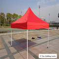 Pop up 2x2 tienda comercial plegable resistente