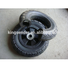 200X50 semi-pneumatisches Gummirad