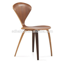 HY4003 NEW Factory Wholesale Top Quality Bent Plywood Dinning Chairn legs