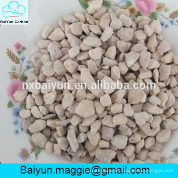 Ningxia Baiyun factory professional supply natural zeolite for agriculture