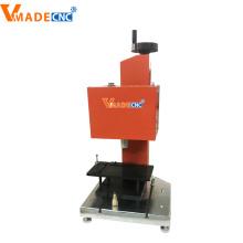 Machine de marquage de bureau de peen pour l'acier