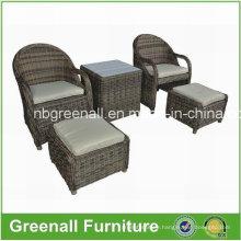 Garden Furniture Outdoor Leisure Wicker Patio Rattan Sofa Set