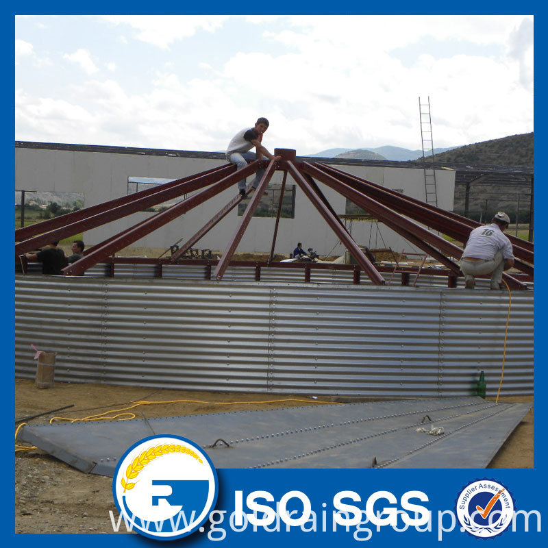corn storage silo grain silos