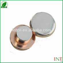 iso9001 standard electric accessories low voltage contact rivets