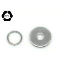 DIN 125A M1.6 Flat Form a Washers Thick Stainless Steel 316 Washers