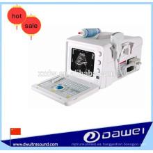 escáner de diagnóstico ultrasónico portátil y equipo de ultrasonido médico
