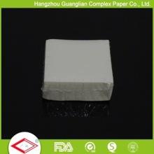 Cuadros antiadherentes del papel de pergamino del silicio del tamaño del OEM