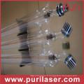 Producteur de tubes laser à haute puissance en Chine