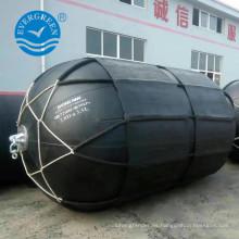 Certificado del ABS Guardabarros marino de la nave de Yokohama para la nave