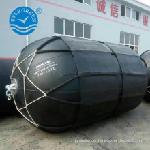 High quality pneumatic rubber fender for ship berthing