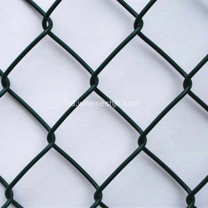 6 Gauge x 2 '' Chain Link Mesh Fence