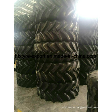 Radiale Landwirtschaftsreifen 320/85r24 380/85r24 710/70r38 voraus Marke Reifen Agr Reifen