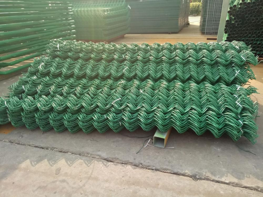 Stainless Steel Chain Link Fence Specification