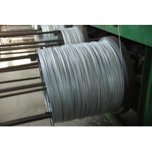 Hot sale Europe and America Galvanized oval steel wire